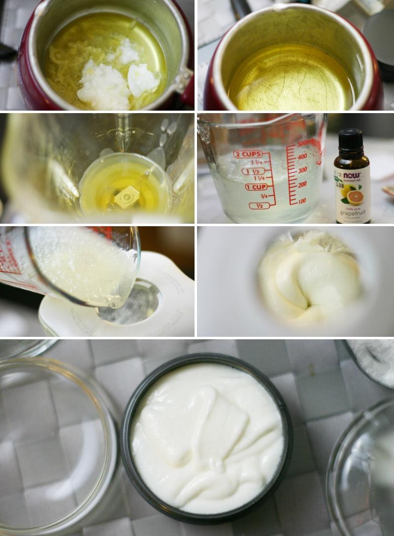 Домашний увлажняющий крем для лица - пошаговое приготовление с фото