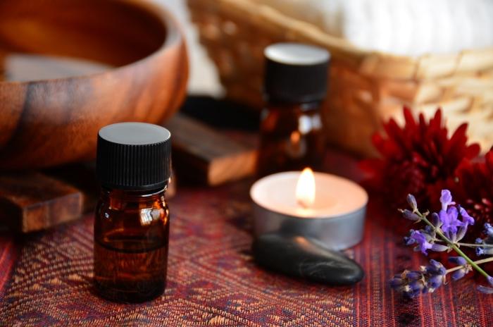 Эфирные масла для релаксации и сна
