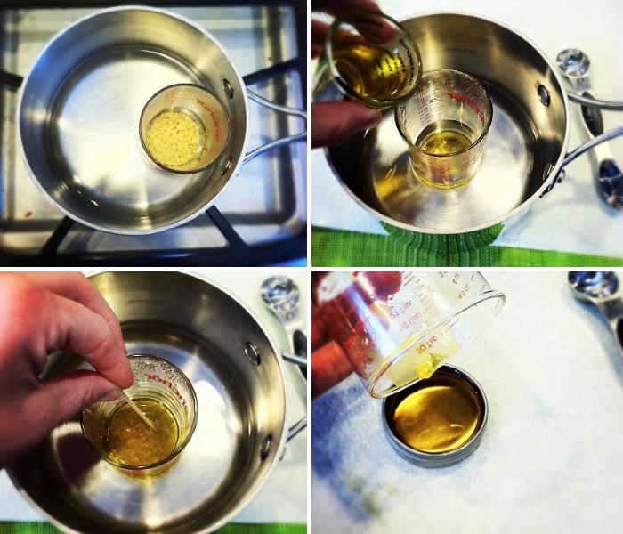 Как сделать духи из эфирных масел - пошагово с фото