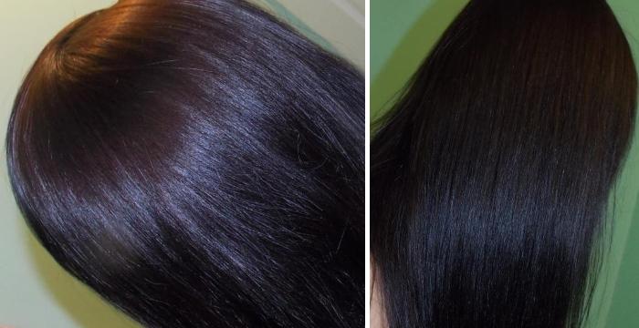 Касторовое масло для волос - фото до и после применения в домашних условиях
