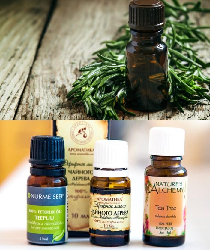 Натуральные средства от акне - масло чайного дерева