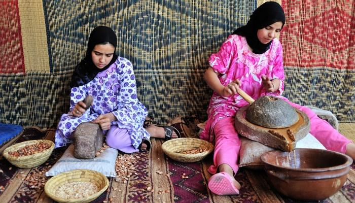 Как изготавливается moroccan argan oil