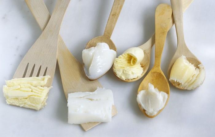 Полезные жиры: список продуктов и описание их свойств