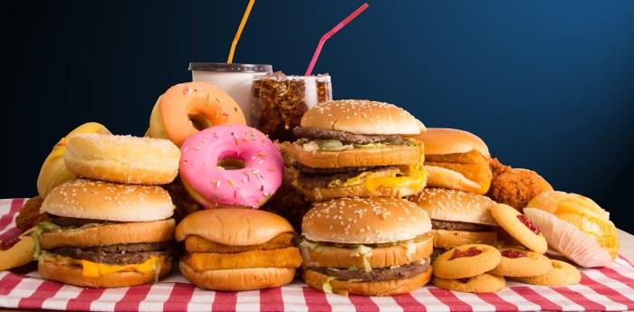 Самые вредные продукты, которые не едят на правильном питании