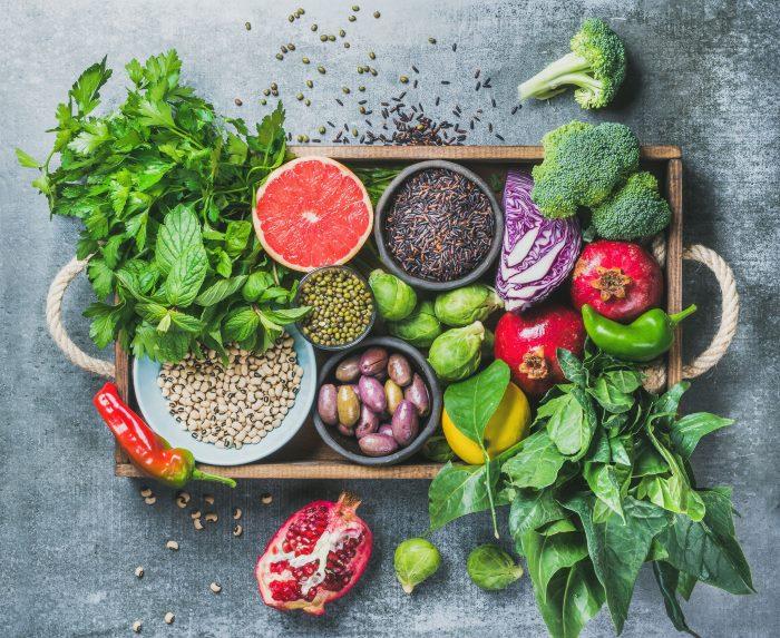Продукты полезные для печени: овощи, фрукты, бобы и др