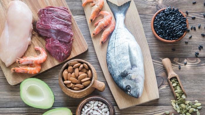 Продукты богатые цинком: таблица содержания в мясе, орехах и т.д.